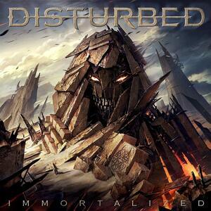 Disturbed – Immortalized [2015]