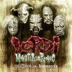 Lordi – Monstereophonic (Theaterror vs. Demonarchy) [2016]