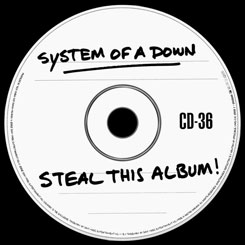 System of a Down – Steal This Album! [2002]