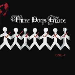 Three Days Grace – One-X [2006]