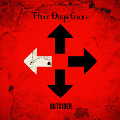Three Days Grace – Outsider [2018]